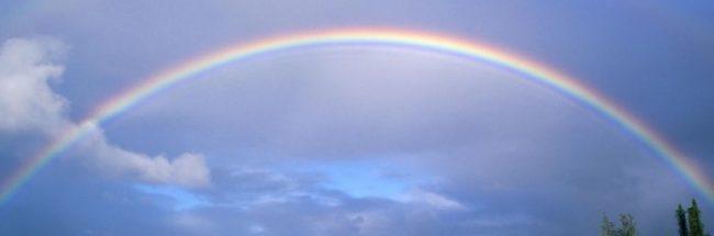 E battisti parl a mogol con l 39 arcobaleno tessere - Arcobaleno a colori e stampa ...